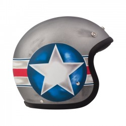 DMD VINTAGE HELMET JET FIGHTER