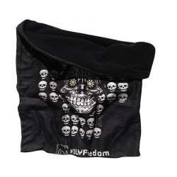 NECK PROTECTOR OF FREE DOM HOLY SKULL plush