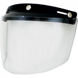 UNIVERSAL DISPLAY AFX HELMET JET CLEAR