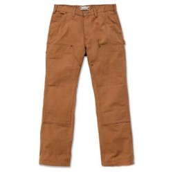 PANTALON TRABAJO MARRÓN DOUBLE CARHARTT