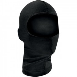 MASK BALACLAVA BLACK NYLON