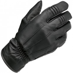 BILTWELL WORK BLACK GLOVE