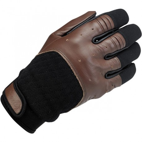BILTWELL BANTAM GLOVES CHOCOLATE