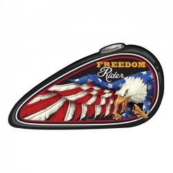 FREEDOM EAGLE PLATE GARAGE DEPOSIT