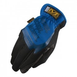 WORK GLOVES FASTFIT MECHANIX BLUE