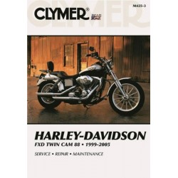REPAIR MANUAL HARLEY DAVIDSON TWIN CAM DYNA GLIDE 99-03
