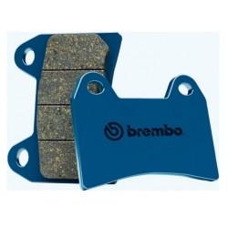 BREMBO BRAKE PADS ORGANIC HONDA VT1100 C2 ACE