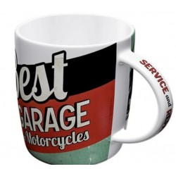 TAZA CERAMICA BEST GARAGE