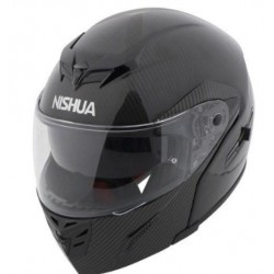 NISHUA XFX-2 CARBON FLIP UP HELMET