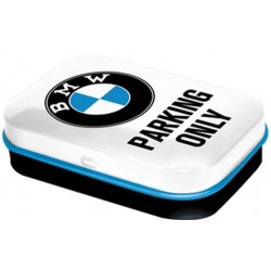 CAJA DE PASTILLAS BMW PARKING ONLY