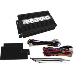 HOGTUNES REV 200 AMPLIFIER FOR HARLEY DAVIDSON FLHT/FLHX/FLTR WITH ORIGINAL RADIO 98-13