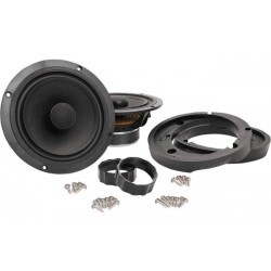 "TITAN II 7.1"" SPEAKERS KIT FOR HARLEY DAVIDSON FLHT 96-13"