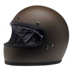 CASCO INTEGRAL BILTWELL GRINGO CHOCOLATE