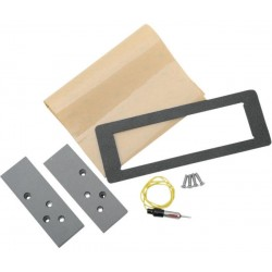 MOUNTING KIT FOR RETRO RADIOS FOR HARLEY DAVIDSON FLHT/FLTR 96-10