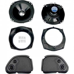 3-WAY SPEAKER KIT FOR HARLEY DAVIDSON FLTR 06-13