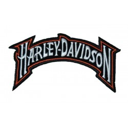 PARCHE HARLEY DAVIDSON BANNER 14 X 7 CM.