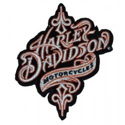PARCHE HARLEY DAVIDSON TRIBAL 12 x 10.5 CM.