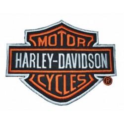 PARCHE HARLEY DAVIDSON LOGO 24 X 19 CM