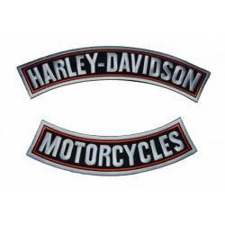 PARCHE HARLEY DAVIDSON CONJUNTO HARLEY-DAVIDSON/MOTORCYCLES