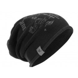 GORRO ALGODON CAFE RACER BURN THE FUEL