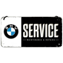 BMW HANGING SIGN SERVICE