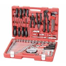 TOOLBOX teilig 122 PIECES