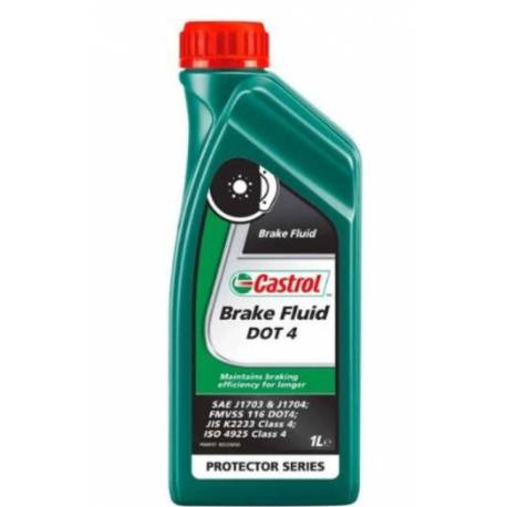PROCYCLE BRAKE FLUID DOT 4