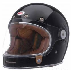 BELL BULLITT INTEGRAL HELMET BLACK BRIGHT
