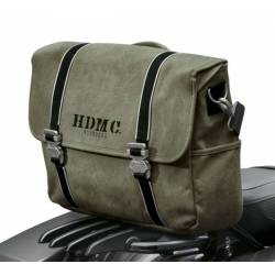 MESSENGER ARMY GREEN BAG