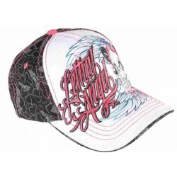 LETHAL ANGEL BASEBALL CAP