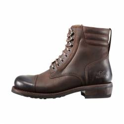 AGED BROWN URBAN RACER BOOTS