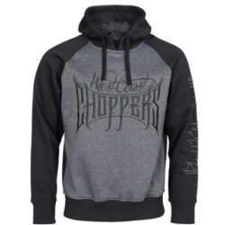 WEST COAST CHOPPERS MOUTHPIECE HOODIE