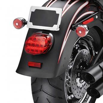 Piloto Trasero Homologado Para Harley-Davidson® Y Custom Led Taillight Move