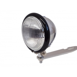 MINI DRIVE LIGHT CHROME AND BLACK