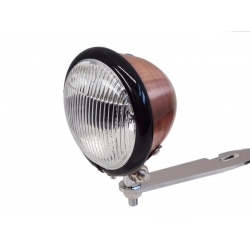 MINI DRIVE LIGHT COPPER BLACK HOOP