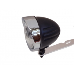 MINI DRIVE STAR LIGHT BLACK MATT CHROME HOOP