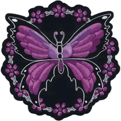 PARCHE LETHAL THREAT BUTTERFLY CHAIN