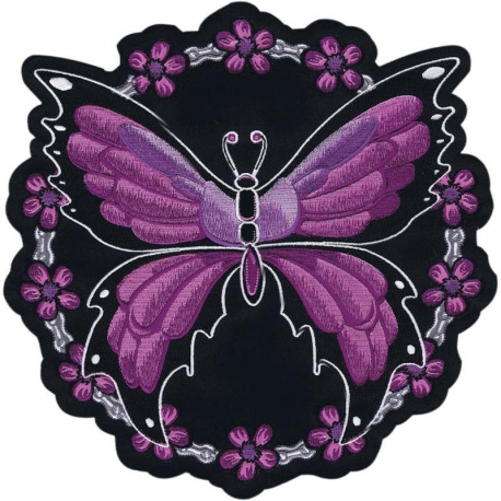 PATCH LETHAL THREAT BUTTERFLY CHAIN