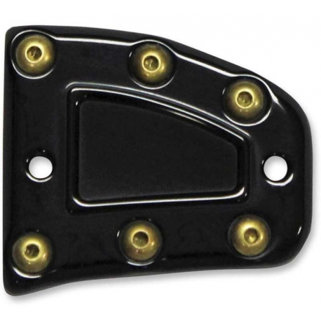 LIQUID DEPOSIT COVER FRONT BRAKES BLACK INDIAN SCOUT 15-18