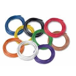 ELECTRIC CABLE ROLL 0.75 MM (VARIOUS COLORS)