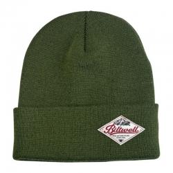 BILTWELL CAMPER GREEN OLIVE CAP