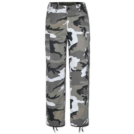 BRANDIT US RANGER TROUSERS CAMOUFLAGE URBAN (OUTLET)