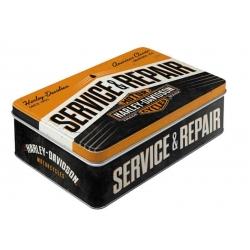 METAL BOX HARLEY DAVIDSON SERVICE & REPAIR