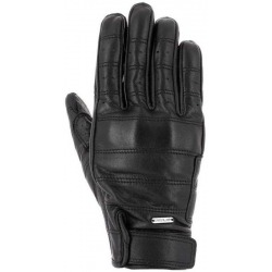 OVERLAP BLACK FLAT TRACK SUMMER GLOVES