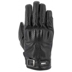 SUMMER GLOVES BLACK CAMEL