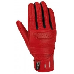GLOVES SEGURA LADY HORSON RED
