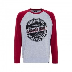 KING KEROSIN GARAGE BUILT SWEATSHIRT