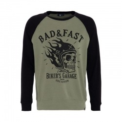 SUDADERA KING KEROSIN BAD & FAST