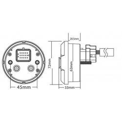 marcador-electronico-multifuncion-koso-xr-sr