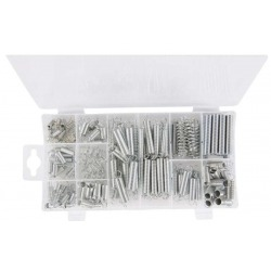 ASSORTMENT OF SPRINGS 200 PIECES